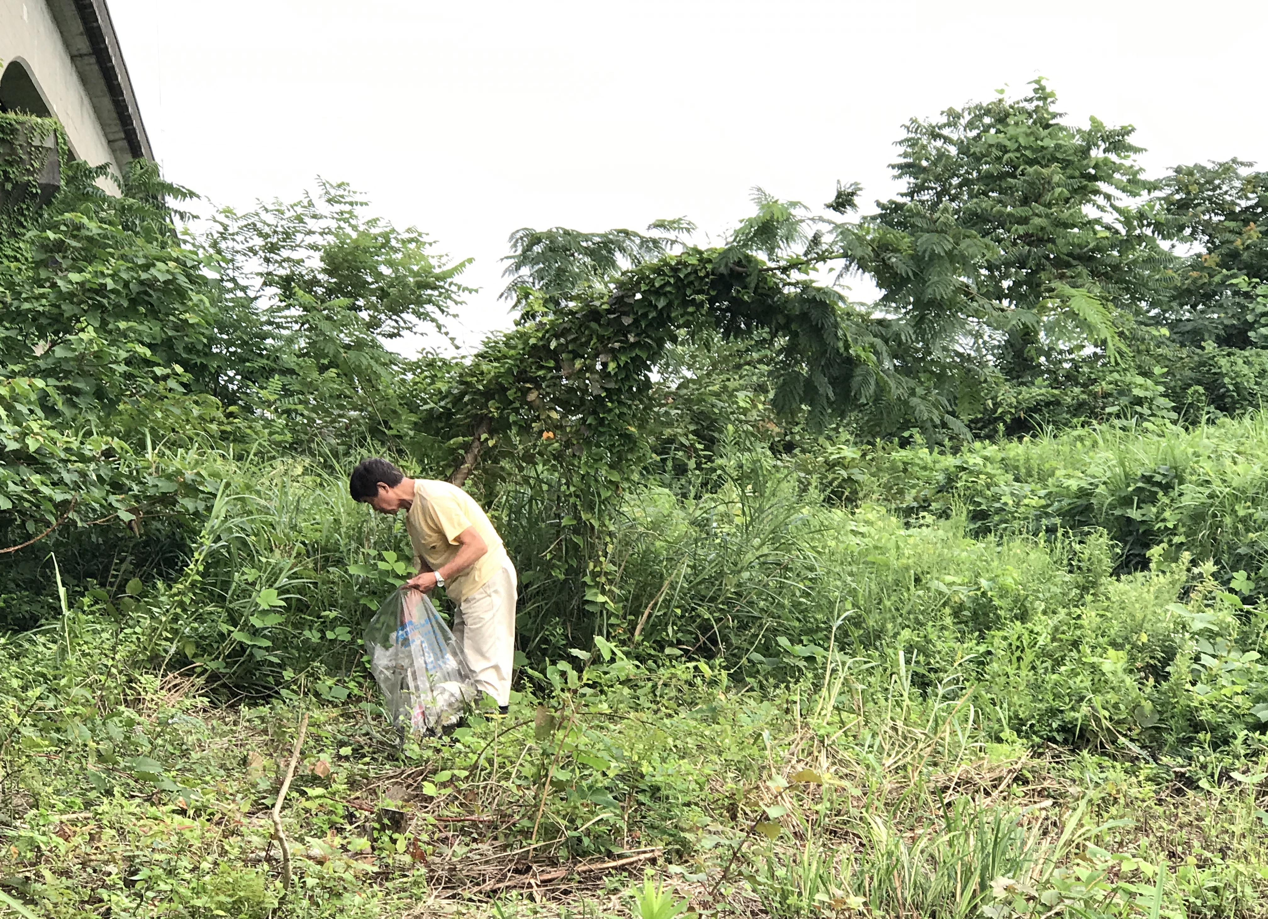 庄川クリーン大作戦2017