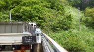 ヤマメ稚魚放流 庄川上流・利賀川(内共15号水域)