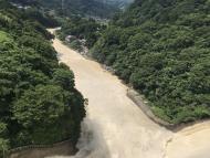 小牧ダムの様子